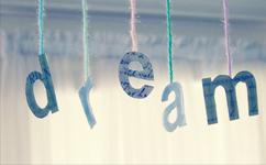 """""""勇敢""""坚定梦想,不忘初心继续前行——12月演讲主题"""