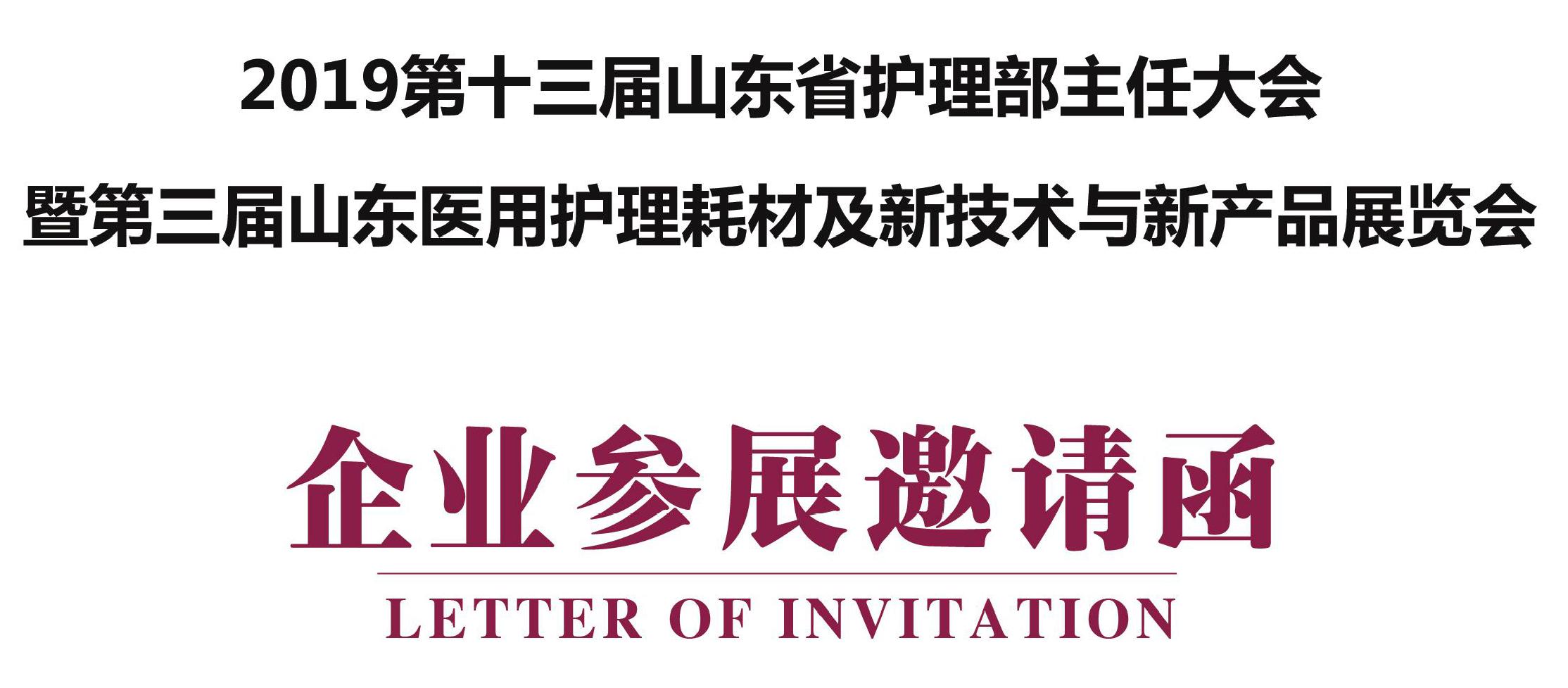 天坦软件应邀参加2019第十三届山东省护理部主任大会